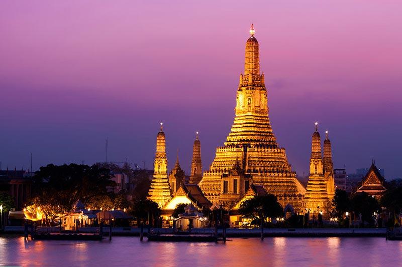 Bangkok-Tailandia-Viajes