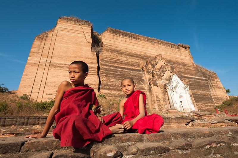 Mingu-Myanmar-vacaciones