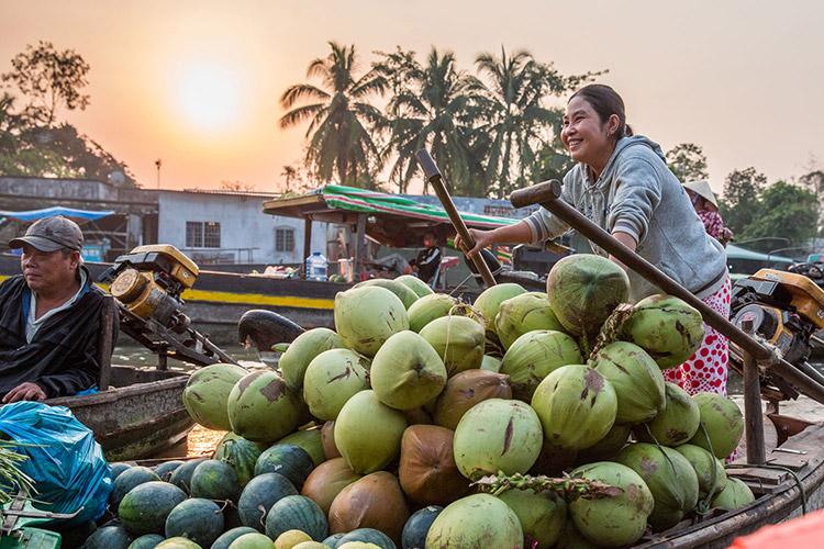 Viajes a Mekong Delta